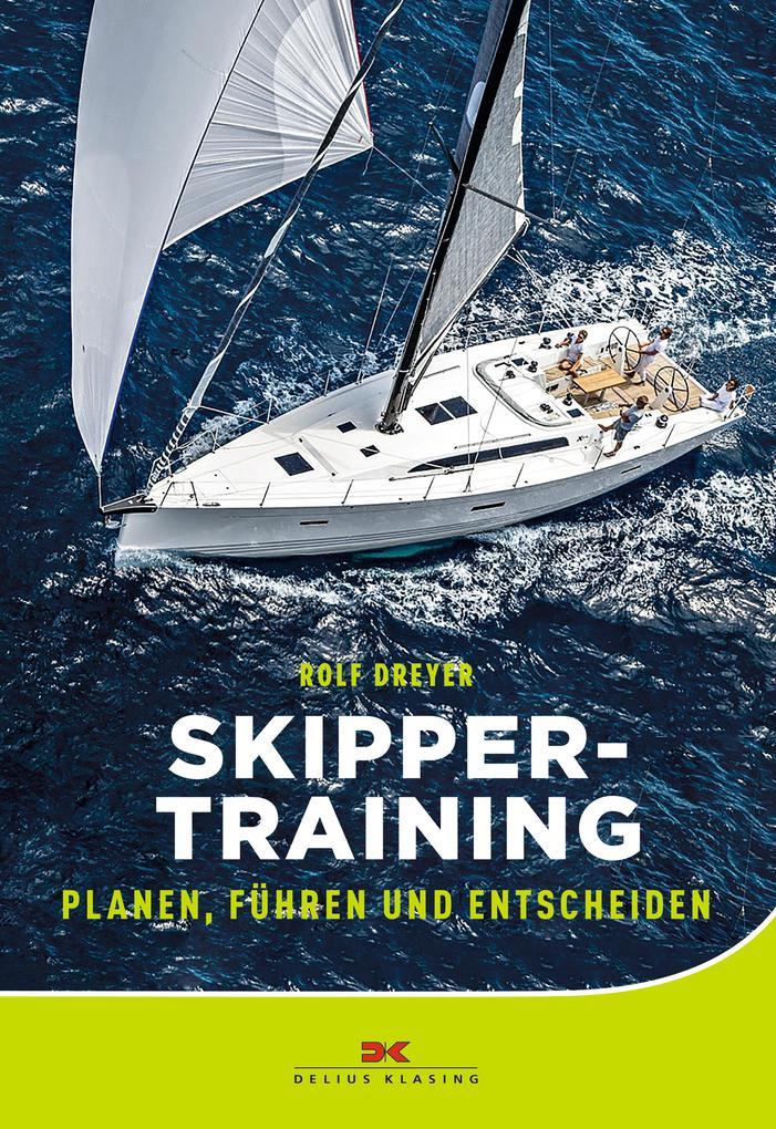 Skippertraining als Buch (gebunden)