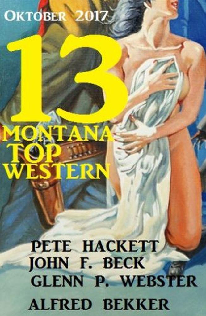 13 Montana Top Western Oktober 2017 als eBook