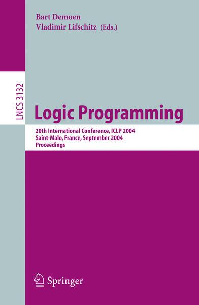 Logic Programming als Buch (kartoniert)