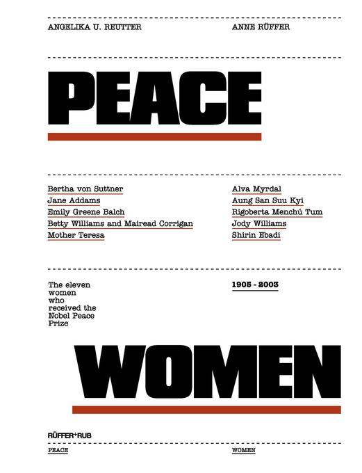 Peace Women als Buch (gebunden)