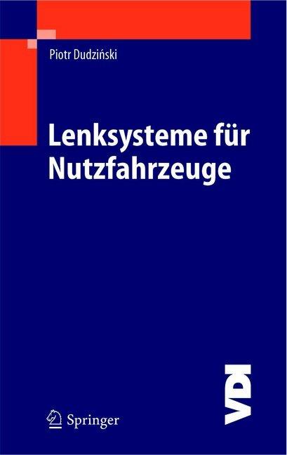 Lenksysteme für Nutzfahrzeuge als Buch (gebunden)