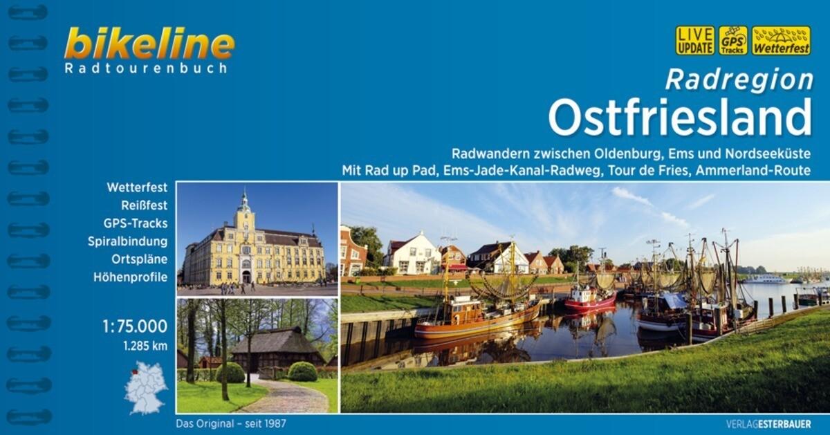 Radregion Ostfriesland als Buch