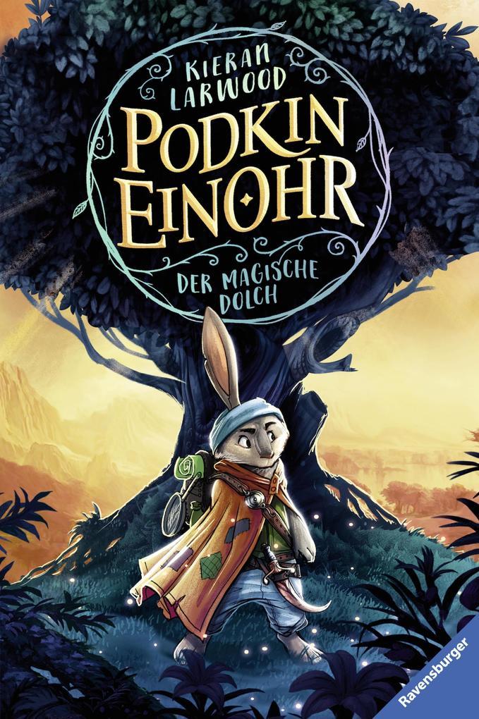 Podkin Einohr, Band 1: Der magische Dolch als eBook