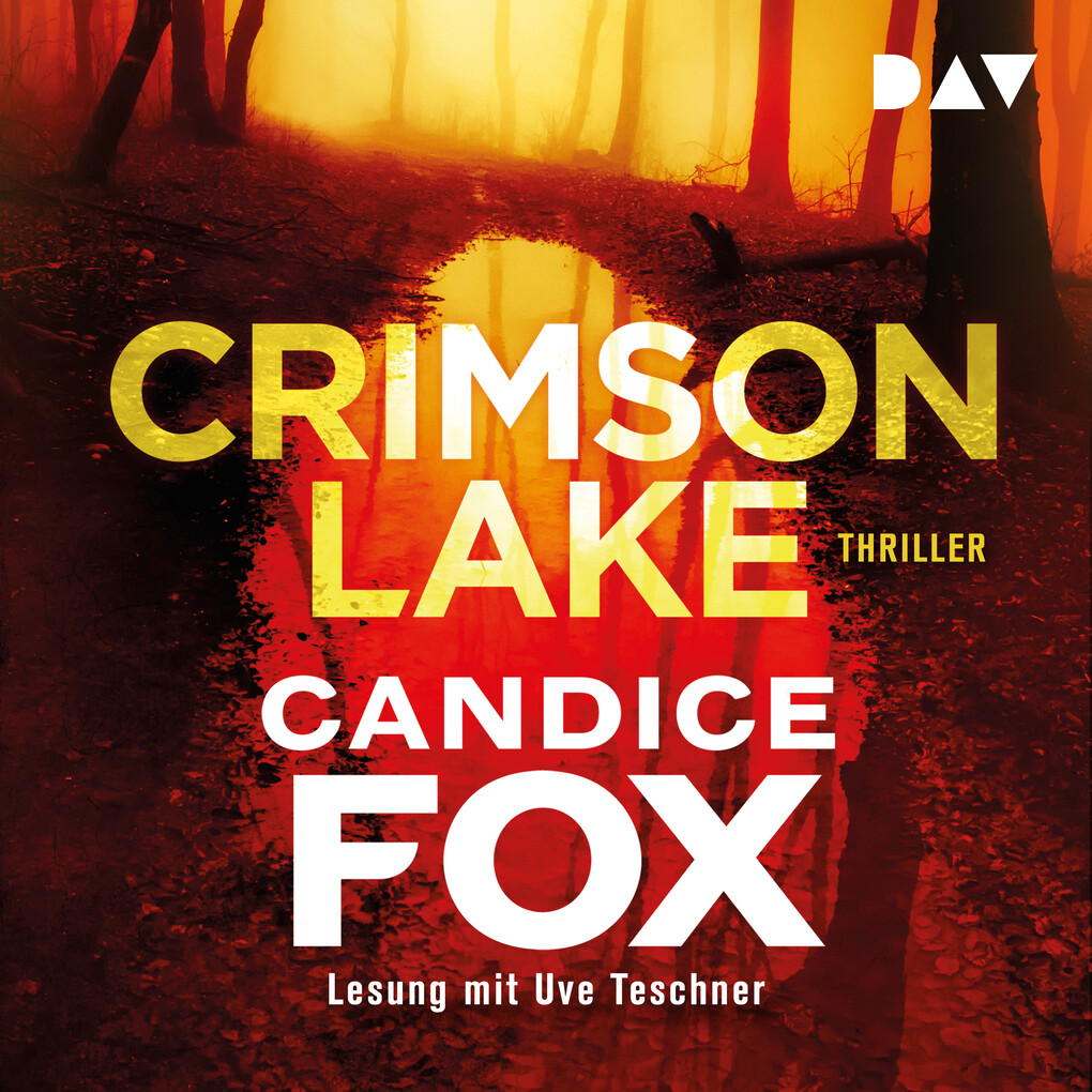 Crimson Lake als Hörbuch Download