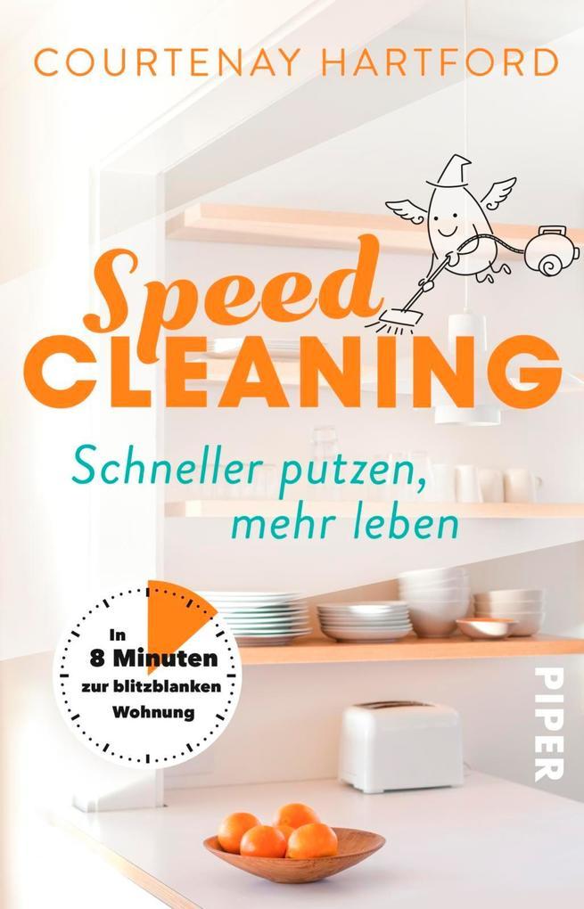 Speed-Cleaning als Taschenbuch