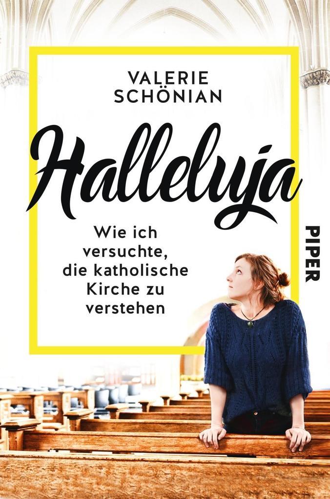 Halleluja als Buch