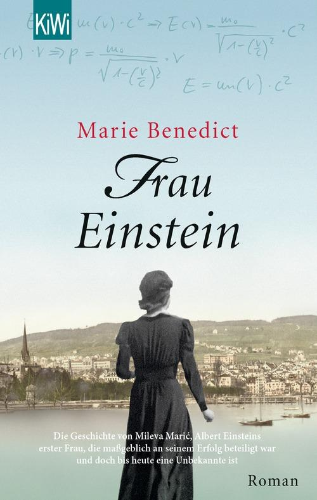 Frau Einstein als eBook