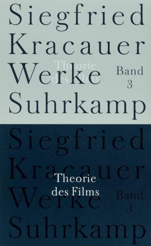 Werke in neun Bänden als Buch von Siegfried Kracauer, Sabine Biebl