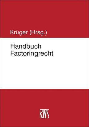 Handbuch Factoringrecht als eBook