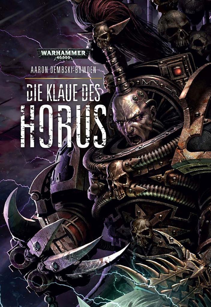 Warhammer 40.000 - Die Klaue des Horus
