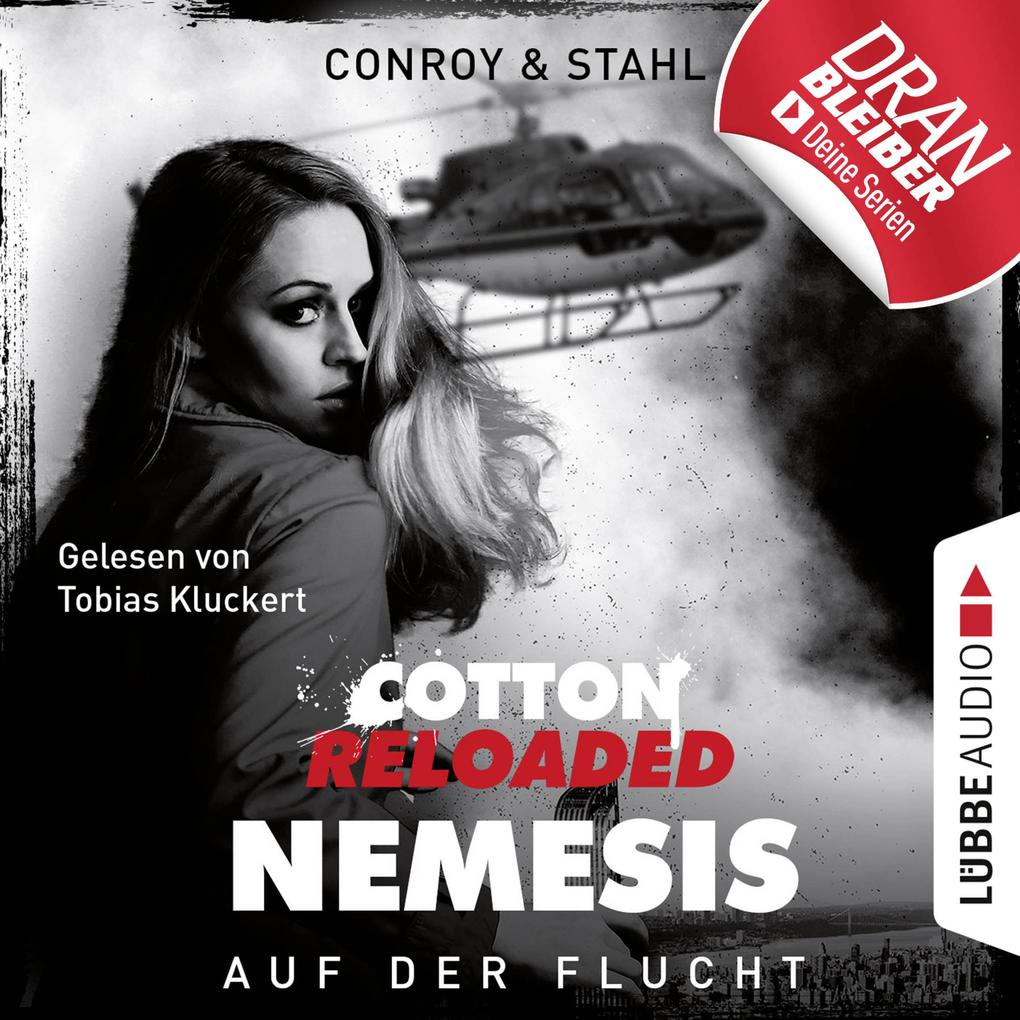Jerry Cotton, Cotton Reloaded: Nemesis, Folge 2: Auf der Flucht (Ungekürzt) als Hörbuch Download