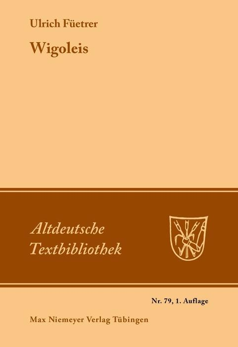 Wigoleis als eBook