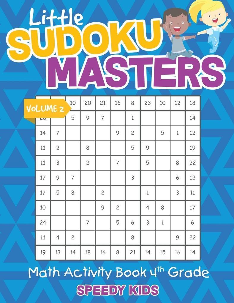 Little Sudoku Masters - Math Activity Book 4th ...