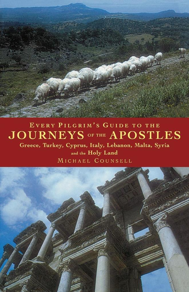 Every Pilgrim's Guide to the Journeys of the Apostles als Taschenbuch