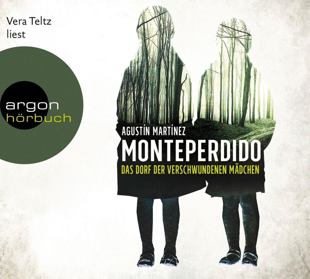 Monteperdido - Das Dorf der verschwundenen Mädchen als Hörbuch CD