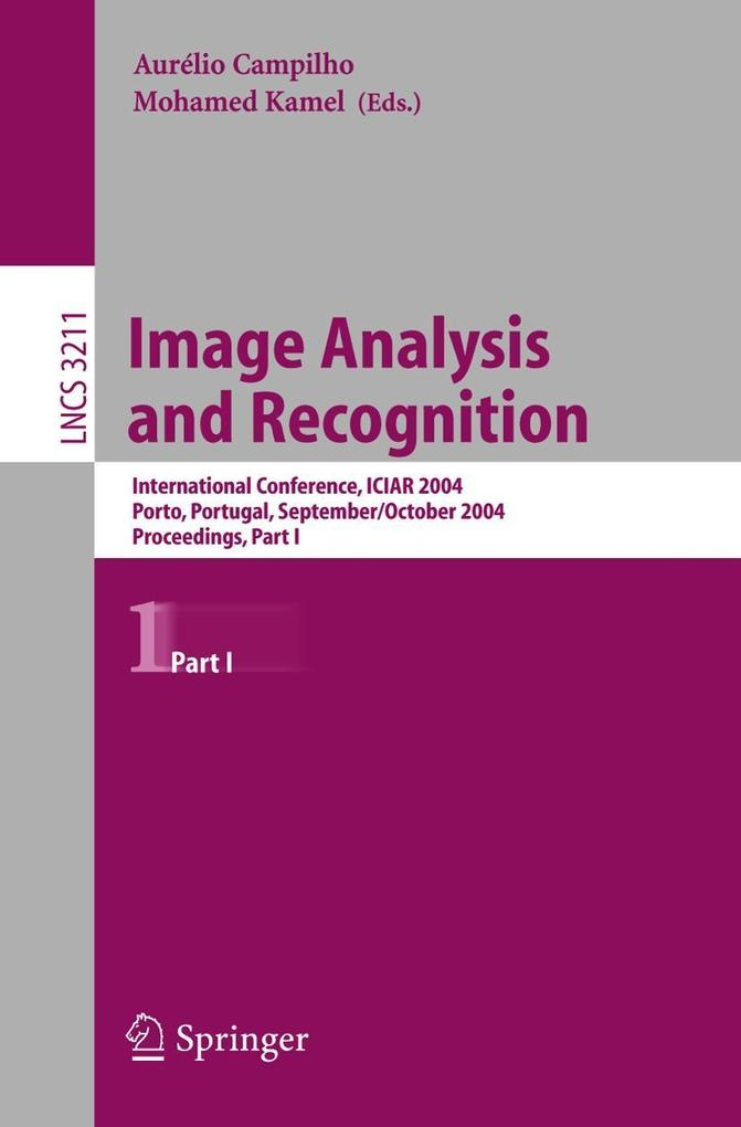 Image Analysis and Recognition 2004 Part 1 als Buch (kartoniert)