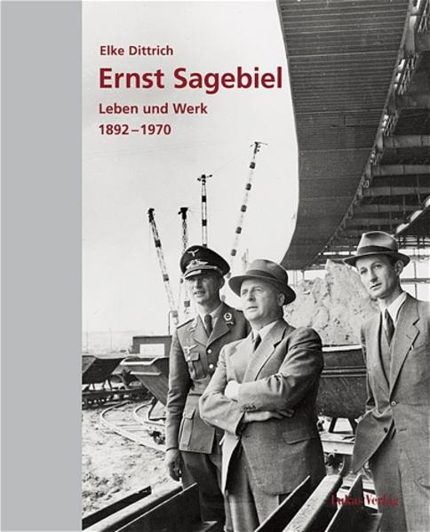 Ernst Sagebiel als Buch (gebunden)