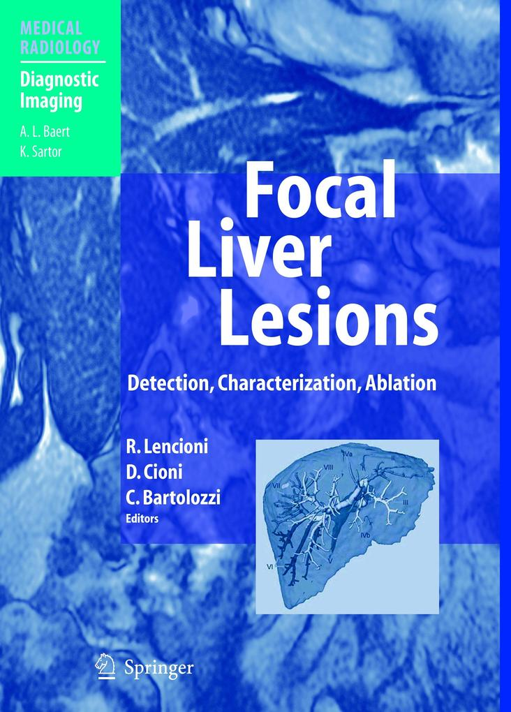 Focal Liver Lesions als Buch (gebunden)