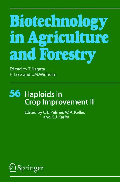 Haploids in Crop Improvement II als Buch (gebunden)