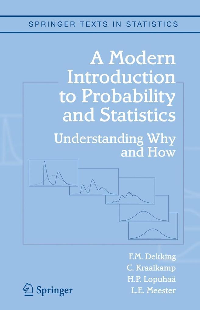 A Modern Introduction to Probability and Statistics als Buch (gebunden)