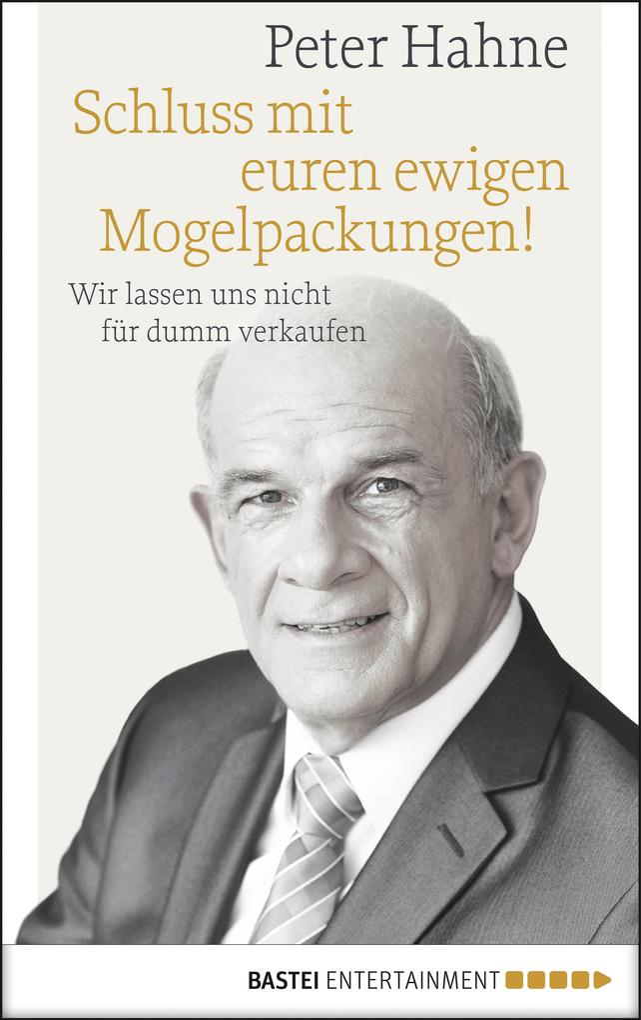 Schluss mit euren ewigen Mogelpackungen! als eBook