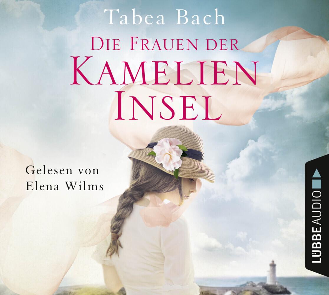 Die Frauen der Kamelien-Insel als Hörbuch CD