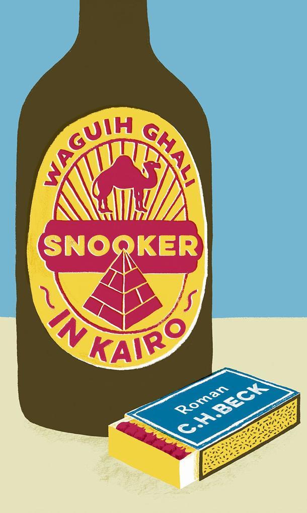 Snooker in Kairo als Buch