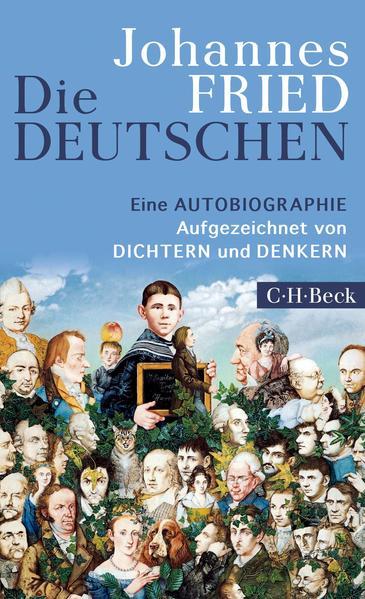Die Deutschen als Buch