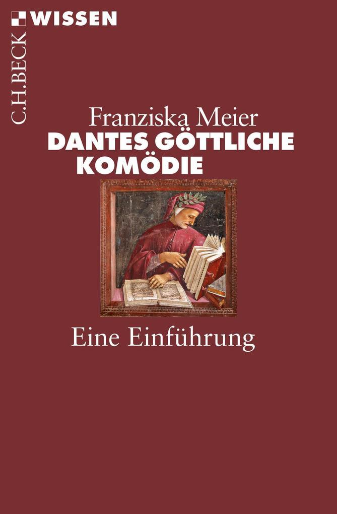 Dantes Göttliche Komödie als Taschenbuch
