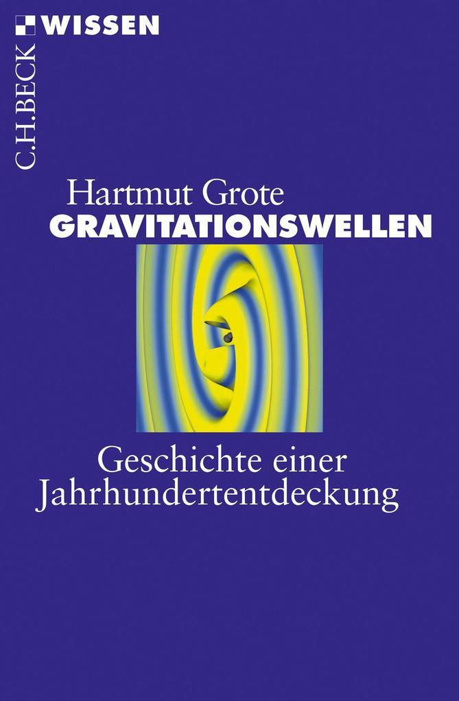 Gravitationswellen als Taschenbuch