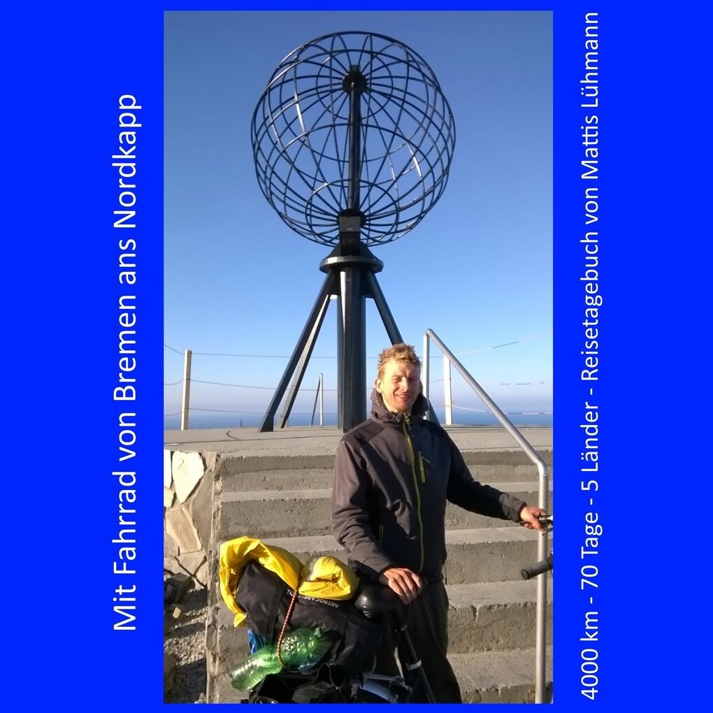 Mit Fahrrad von Bremen ans Nordkapp als Hörbuch Download
