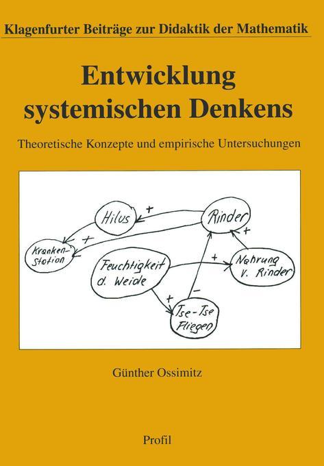 Entwicklung systemischen Denkens als Buch