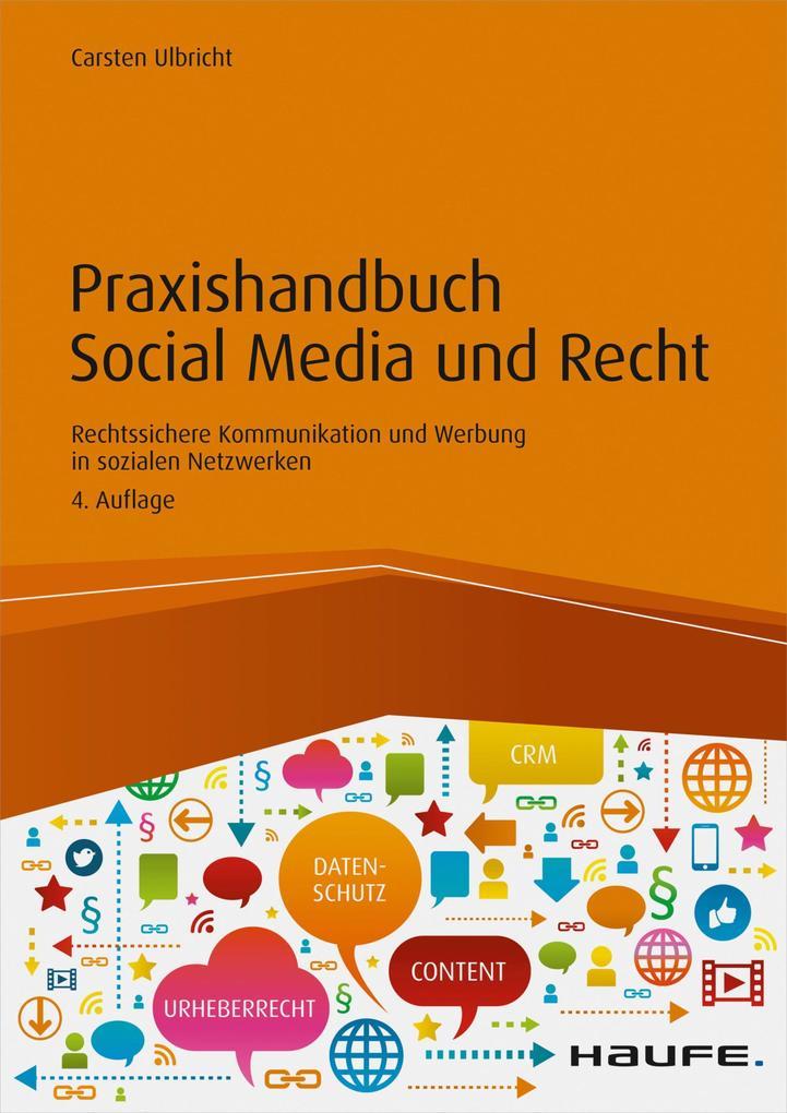 Praxishandbuch Social Media und Recht als eBook