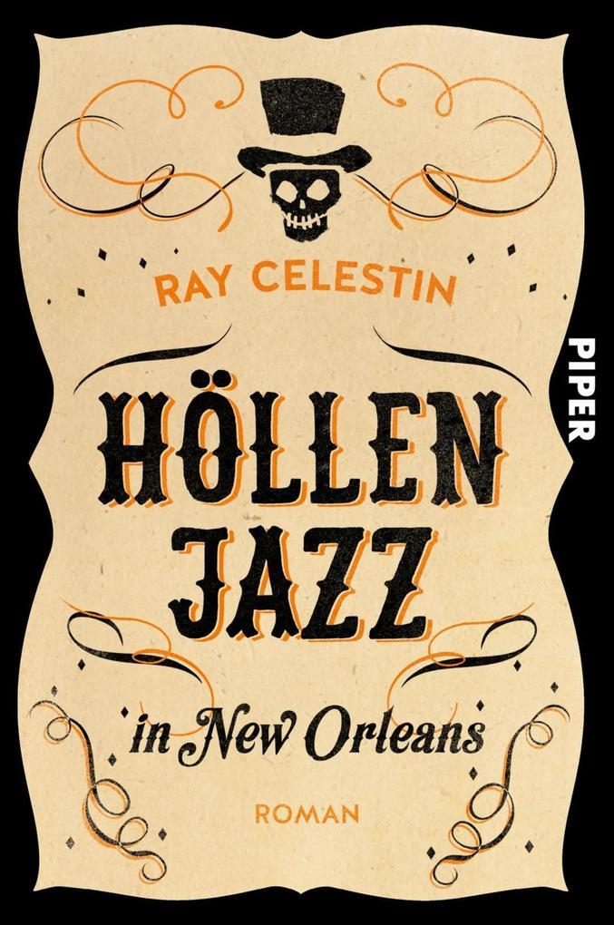 Höllenjazz in New Orleans als eBook