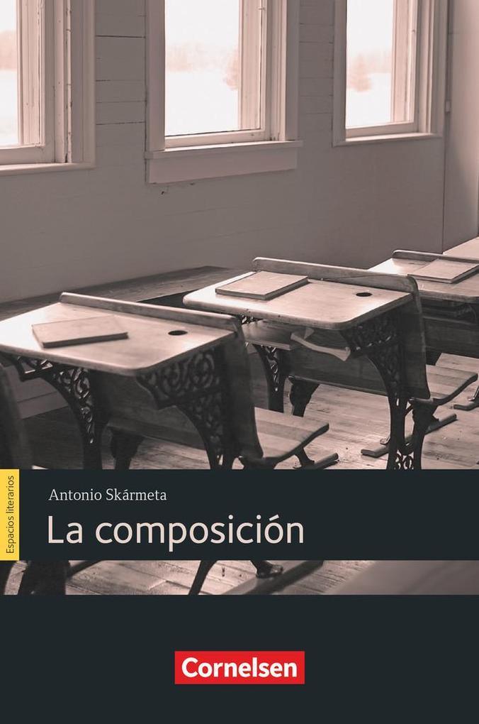 Espacios literarios B1 - La composición als Buch (gebunden)