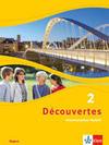 Découvertes 2. Grammatisches Beiheft 2. Lernjahr. Ausgabe für Bayern ab 2017