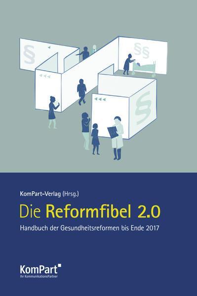 Die Reformfibel 2.0 als Buch von