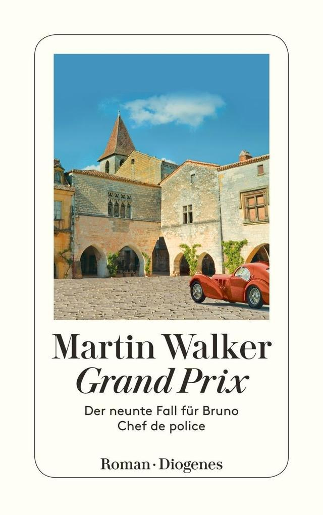 Grand Prix als Taschenbuch von Martin Walker