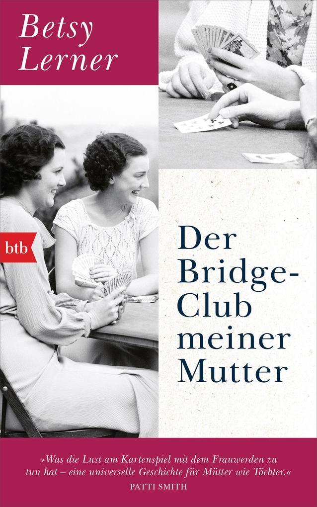 Der Bridge-Club meiner Mutter als eBook