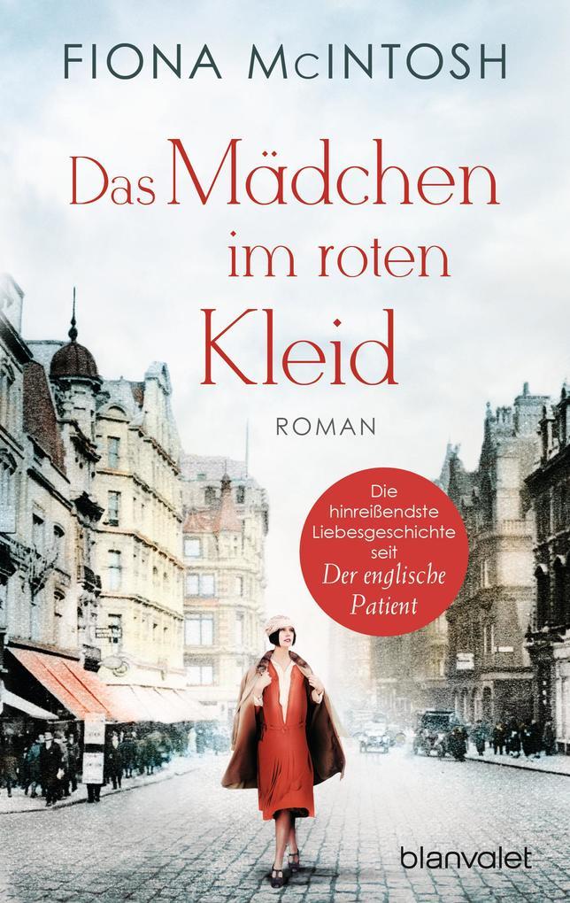 Das Mädchen im roten Kleid als eBook