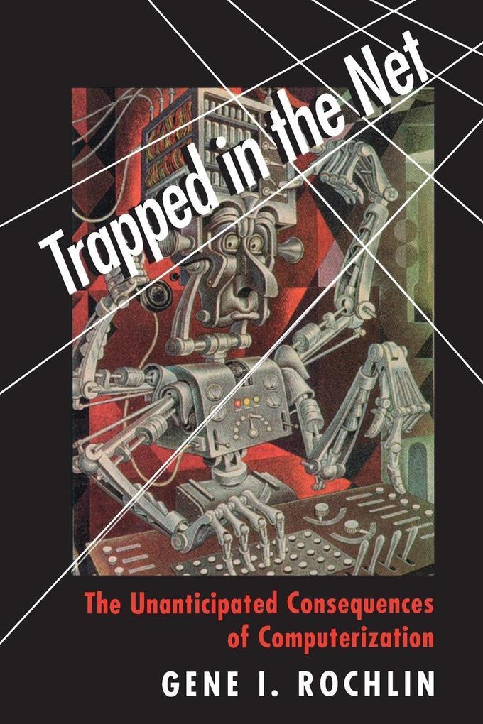 Trapped in the Net als Taschenbuch