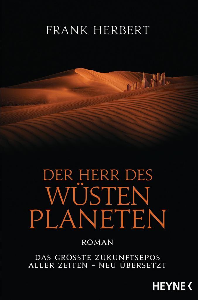 Der Herr des Wüstenplaneten als eBook