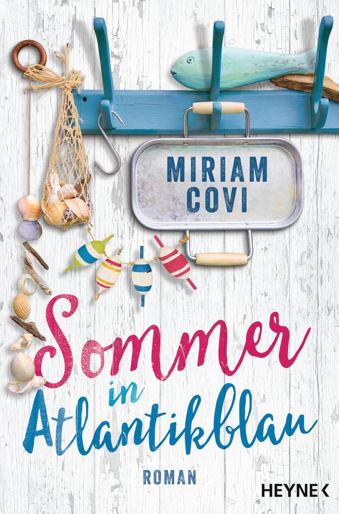 Sommer in Atlantikblau als eBook