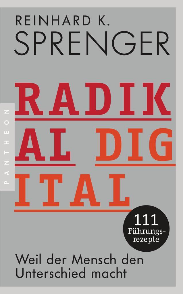 Radikal digital als eBook