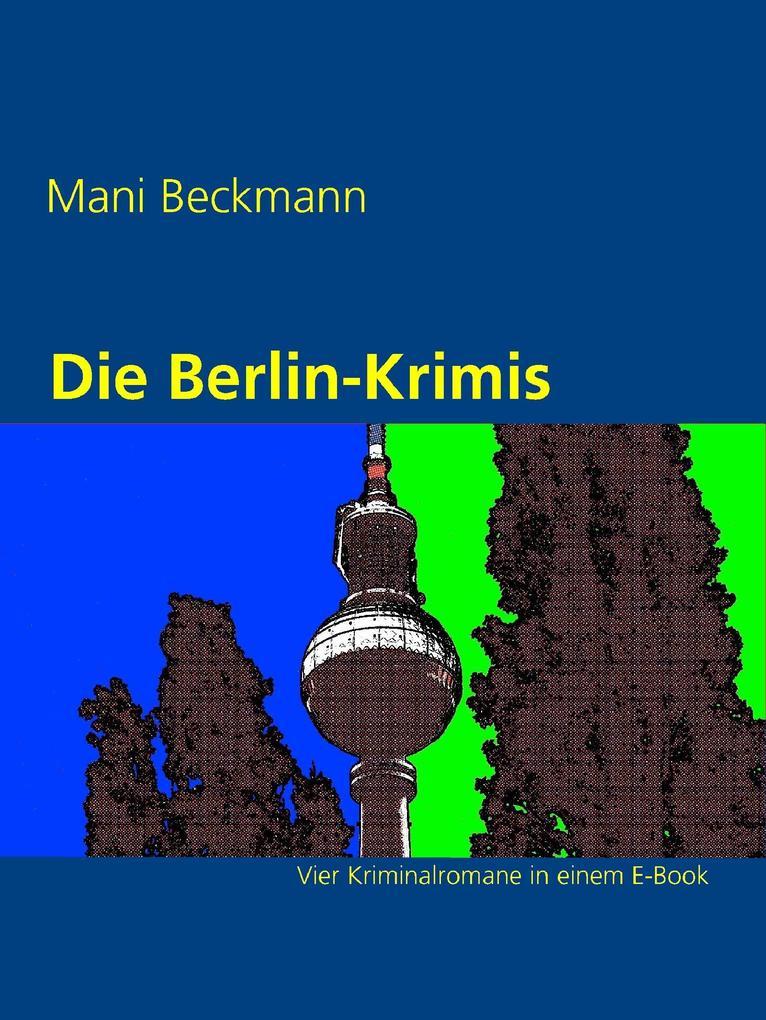 Die Berlin-Krimis als eBook