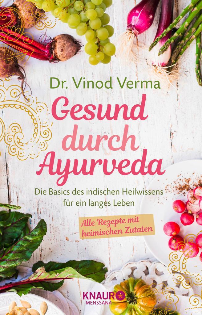 Gesund durch Ayurveda als eBook