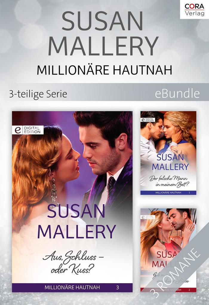 Millionäre hautnah - 3-teilige Serie als eBook