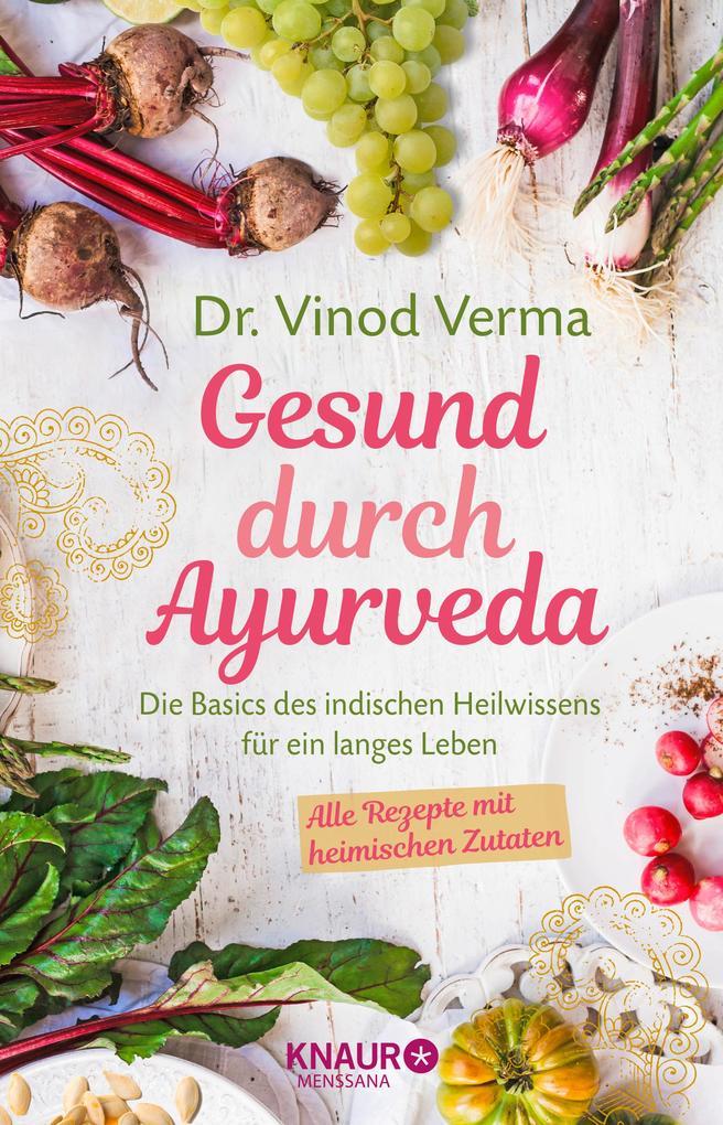Gesund durch Ayurveda als Buch