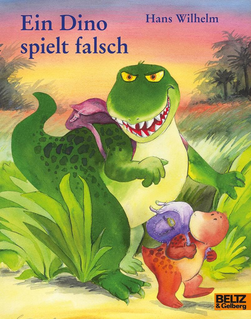 Ein Dino spielt falsch als Taschenbuch