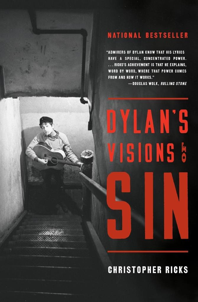 Dylan's Visions of Sin als Buch (kartoniert)